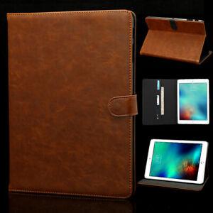 "Genuine Luxury Leather Case For Huawei MediaPad M6 T5 10.1"" T3 10"" 8""M5 M3 Lite"