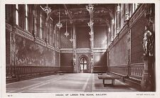 The Royal Gallery, HOUSE OF LORDS, London RP