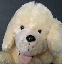 "Dan Dee Labradoodle Goldendoodle Dog Puppy Plush 23"" Stuffed Animal Laying 2010"