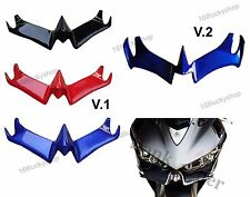 Aerodynamic Winglet for Yamaha YZF R25 R3 MOTOGP STYLE Windshield V.1 V.2
