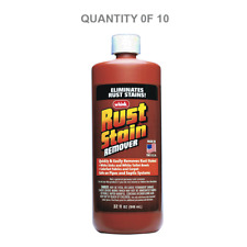 Whink Rust Stain Remover 32 Ounce (Pack of 10)