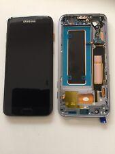 Pour Samsung Galaxy S7 Edge G935F Écran Numériseur écran Lcd Remplacement Cadre Noir.