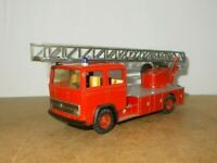 Vintage tin toy CKO KELLERMANN Germany No 439 MERCEDES SIGNAL FEUERWEHR 60/70s