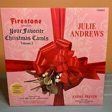 Julie Andrews - Your Favorite Christmas Music Volume 5 (Religious) 1966 LP