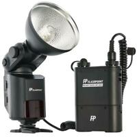 "Flashpoint StreakLight 360 TTL Flash for Nikon with BP-960 Power Pack ""OPEN BOX"""