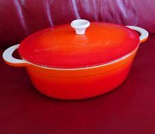 cocotte fonte émaillée cuisine no le creuset vintage Cook pot marmite kitchen