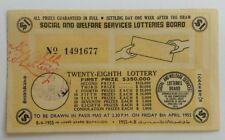 1955 28th Lottery drawn in Pasir Mas