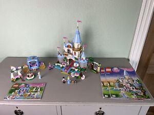 Lego Disney 41055 Cinderella's Romantic Castle / 41053 Carriage