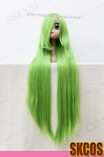 CODE GEASS CC COSPLAY WIG COSTUME 100CM Green colour