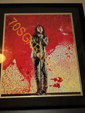 The Doors Jim Morrison Framed Poster