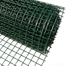 Plant Support Netting 1x10m Plastic Garden Fencing 20mm Hole Mesh Clematis Net