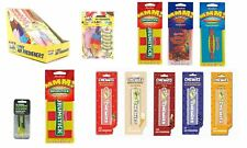 6 x Assorted Car Air Fresheners - Jelly Belly/Swizzels/Chewits/Walls/Chupa Chups