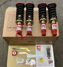 *OPEN BOX* Function and Form Type 1 Coilovers For Honda Civic 1996-2000 EK
