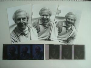 CARTOONEST TONY HART B & W PRESS PHOTOGRAPHS with NEGATIVES & COLOUR NEGS