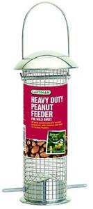 Gardman Large Heavy Duty Peanut Feeder  Wild Birds Garden Bird Care A01040