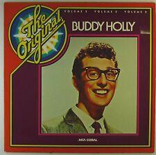 "12"" LP-Buddy Holly-the original Buddy Holly, volume 2-k6385h"