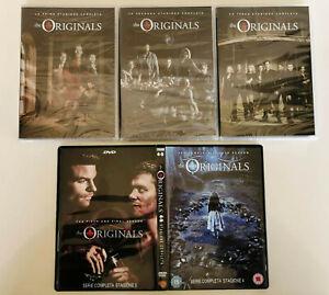 The Originals-Stagioni da 1 a 5-Serie completa DVD- ITALIANO - leggi descrizione
