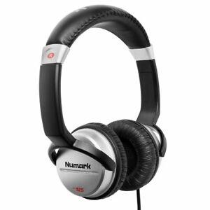 Numark HF125 Dj Headphones Professional Dj Headphone 32 Ohm