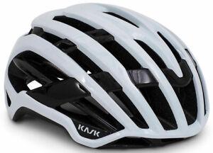 Kask Valegro Road Cycling Helmet - White