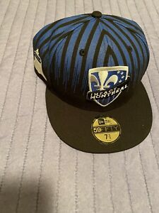 New Era Montreal Impact On Field 9FIFTY Fitted 7 3/8  Cap MLS NWT Hat