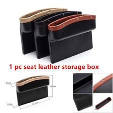 Magical Car Seat Crevice Storage Box Auto Seat Gap Pocket Organizer Accessories