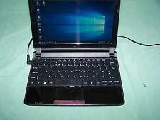 ACER ASPIRE ONE 532h Atom n450/1.66 GHz-RAM 2gb-HDD 250gb WIN 10