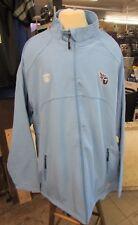 Reebok On Field TENNESSEE TITANS Equipment Sideline Jacket Mens 4XL Blue
