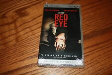 Red Eye UMD video for PSP New Rachel McAdams WES CRAVEN Film NEW