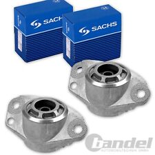 2x SACHS DOMLAGER FEDERBEINLAGER VORNE VW POLO 6R 1.2 1.4 1.6 POLO 6K BJ 95-99