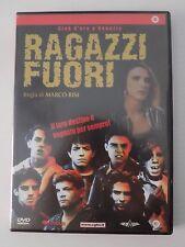 "DVD ""RAGAZZI FUORI"" MARCO RISI 1990"