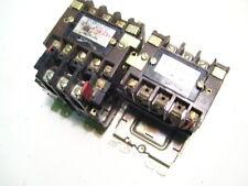 JOSLYN CLARK T31U031 REVERSING CONTACTOR 30A 2-10HP/115-480VAC 120VAC COIL P3482