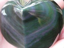 rainbow obsidian polished free form RB08