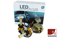 H7 477/499 LED Headlight Conversion Bulbs Beam Upgrade KIT 3900lm Lumen