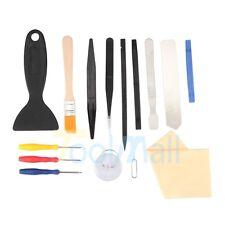 up to date 15pcs Mobile Phone Repair Opening Pry Tools Set Spudger Tweezer Kit