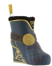 2015 Disney Parks Princess MERIDA BRAVE Resin Shoe Heel Boot Christmas Ornament