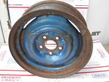 """1957-1975 DODGE PLYMOUTH wheel rim 14"""" 5X4.5  4 1/2"""" WIDE 3 1/2"""" OFFSET A100"""