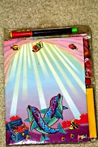 Lisa Frank Collectors SAll in One Dolphin Stationery Pack