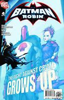 Batman and Robin #4 Comic Book - DC