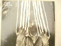 PETER GABRIEL LP SELF TITLED 4013 with gatefold insert