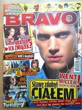 BRAVO 8/2007 WENT MILLER,Nelly Furtado,Good Charlotte,Jelena Isinbajewa,Akon