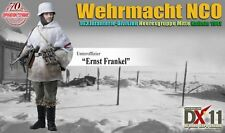 "Dragon 1/6 Scale 12"" WWII German Soldier Ernest Frankel 1941 DX-11 Figure 70834"