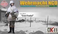 "Dragon 1/6 Scale 12"" WWII German Soldier Ernest Frankel 1941 DX-11 Figure 70834"