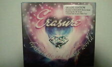 CD-- ERASURE-- LIGHT THE END OF THE WORLD-- DELUXE EDITION-- ALBUM