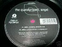 """12"""" MIX THE QUESTPROJECT ANGEL MANY RECORDS"""