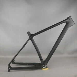 New Carbon Fiber Fatbike Frame 197*12 carbon frame Fat bike bicycle BSA FM197
