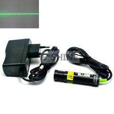 532 Presque comme neuf 30 mW Line laser diode module 18x75mm avec AC Adapter