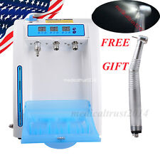 A USA Dental Automatic Handpiece Maintenance System Lubricating Cleaning machine