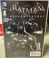 Batman Arkham Knight #1 Gamestop Variant Exclusive Signed By Art Thibert!!! *NM*