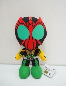 "Kamen Masked Rider ooo Oz Banpresto UFO 6"" Plush 2010 TAG Toy Doll Japan"