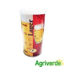 Malto preparato Mr. Malt Premium Lager 1,8 kg per 23 litri di Birra